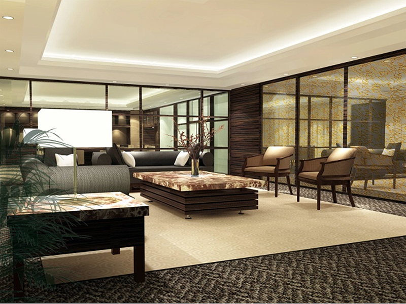 台南室内商业空间设计装潢